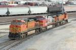 BNSF 4166